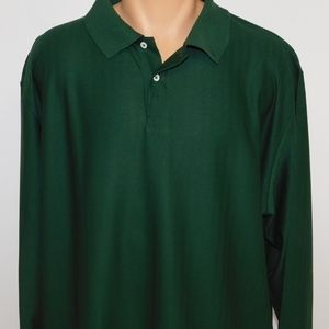 Polo Golf long sleeve polo shirt.  XXL (NWT)